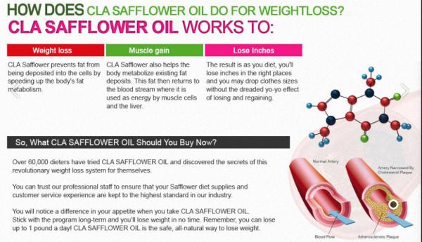 health benefits of CLA